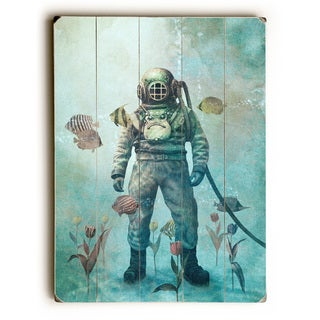 Deep Sea Garden - Multi Wall Decor by Terry Fan - Multi-Color