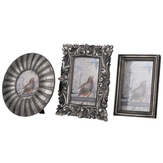 S/3 Sarival Picture Frames (Set of 3)