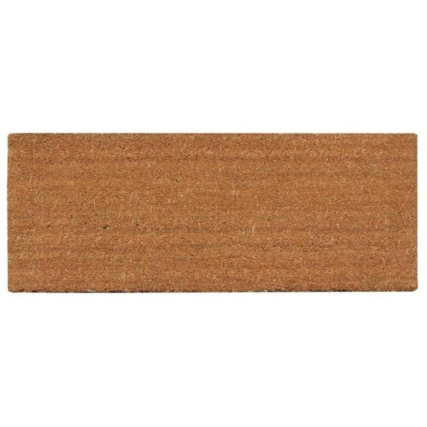 Shop A1hc First Impression Pvc Tufted Plain Coir Extra