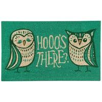 Now Designs Doormat Hootenanny