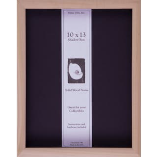 10x13 Unfinished DIY Shadow Box Elite Frame|https://ak1.ostkcdn.com/images/products/16625284/P22950895.jpg?impolicy=medium