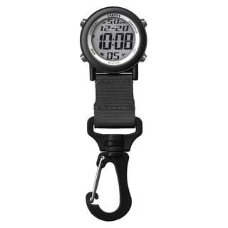 Dakota Men's Digital Lightweight Backpacker Clip Watch