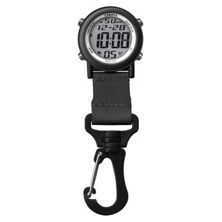 Dakota Men's Digital Lightweight Backpacker Clip Watch