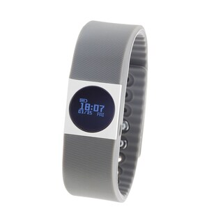 Zunammy Activity Tracker Watch with Call and Message Reminders - Grey