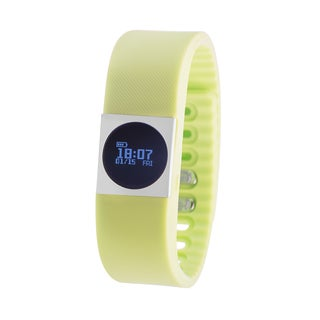 Zunammy Activity Tracker Watch w/ Heart Rate Monitor & Call Alerts - Green