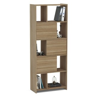 Boahaus Brown Cube Unit Bookcase
