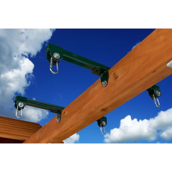 Creative Cedar Designs Metal Glider Swing Bracket Set