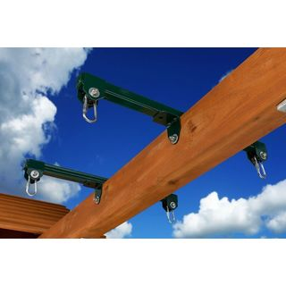 Creative Cedar Designs Metal Glider Swing Bracket Set