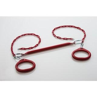 Creative Cedar Designs Circular Rings & Trapeze Bar
