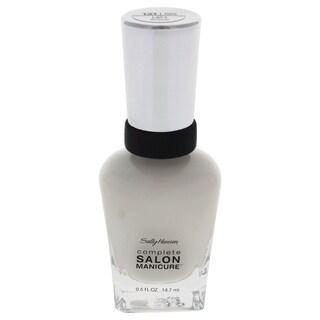 Sally Hansen Complete Salon Manicure 121 Let's Snow
