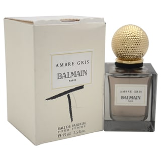Pierre Balmain Ambre Gris Women's 2.5-ounce Eau de Parfum Spray (Tester)
