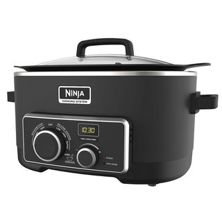 NINJA MC900QBK 4 IN 1 SLOW COOKER 6 Quart (Refurbished) (Option: Green)