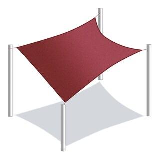 ALEKO Rectangle 18 X 18 Feet Waterproof Sun Shade Sail Canopy Tent Replacement