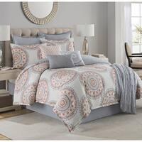 Style Décor Tasha 10-Piece Cotton Comforter Set