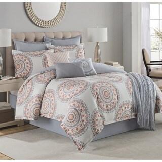 Style Décor Tasha 10-Piece Cotton Comforter Set (2 options available)