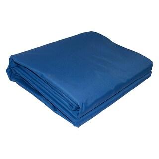 ALEKO Rectangle 12 X 12 Feet Waterproof Sun Shade Sail Canopy Tent Replacement (Option: Blue)