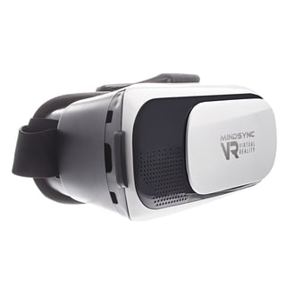 Children's Virtual Reality Headset w/ Companion Animal Cards and Apps (Option: Grey)