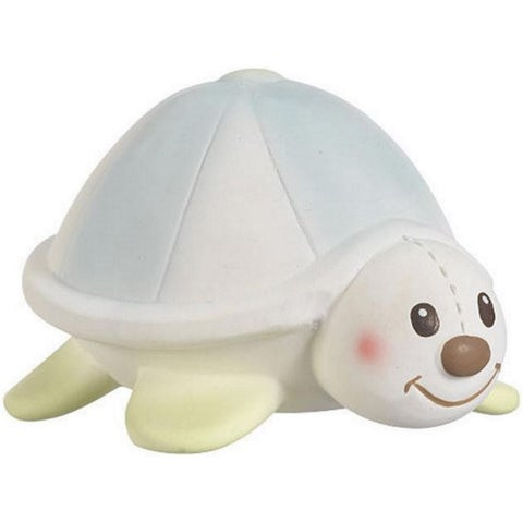 Vulli Margot the Turtle Natural Rubber Teether