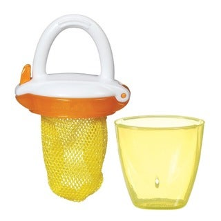 Munchkin Deluxe Fresh Food Feeder - Orange