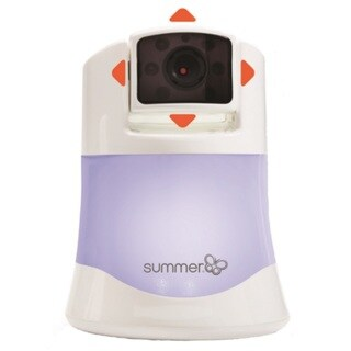 Summer Infant Extra Camera: Side By Side 2.0 Digital Color Video Baby Monitor Set