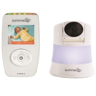 Summer Infant Sure Sight 2.0 Digital Color Video Baby Monitor