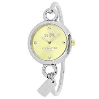 Coach Women's 14502689 Fashion Watch