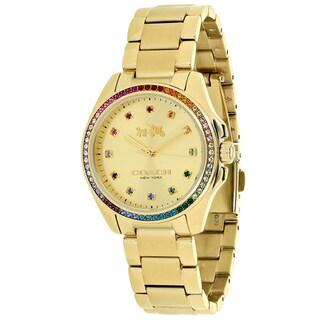 Coach Women's 14502507 Tristen Watch