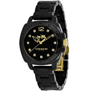 Coach Women's 14502504 Boyfriend Watches
