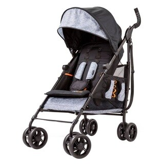 Summer Infant 3D Tote Convenience Stroller - Heather Grey