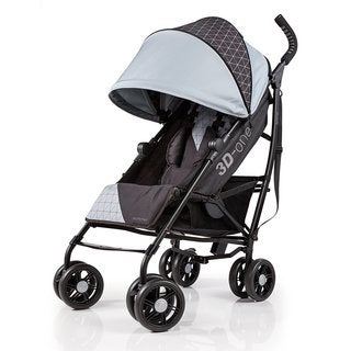 Summer Infant 3D-One Convenience Stroller - Flint Grey