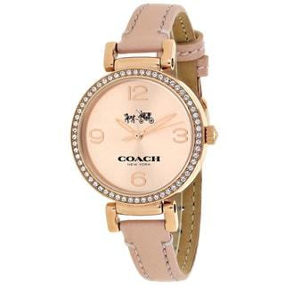 Coach Women's 14502649 Casual Watch