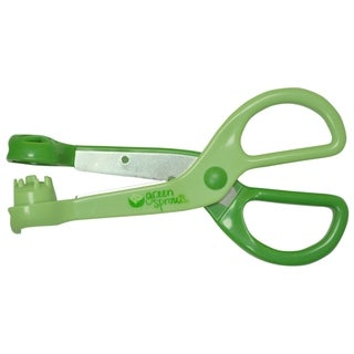 Green Sprouts Snip and Feed Scissors
