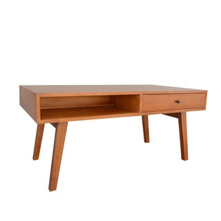 Porthos Home Mid-Century Mansfield Coffee Table