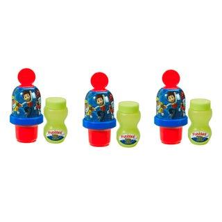 Little Kids Paw Patrol Boy Mini Bubble Tumbler 3 Pack