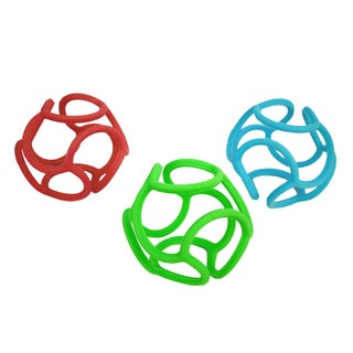 OGO Sport Bolli Green Red Blue 3 Pack