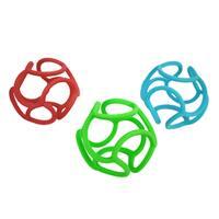 OGO Sport Bolli Green Red Blue 3 Pack