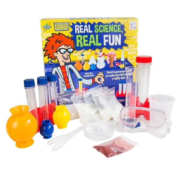 Be Amazing Real Science-Real Fun