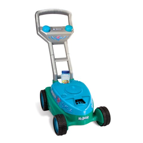 Kid Galaxy Push Bubble Mower by Mr. Bubble