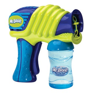Kid Galaxy Double Bubble Blaster Gun by Mr. Bubble