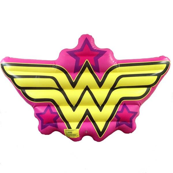 74 Inch Wonder Woman Logo Pool Float