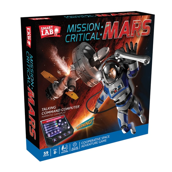 Smart Lab Toys Mission Critical:  Mars Game