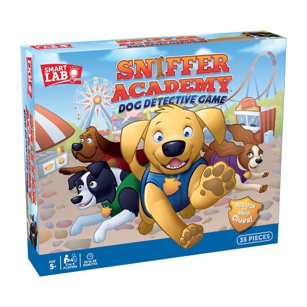 Smart Lab Toys Sniffer Academy Game