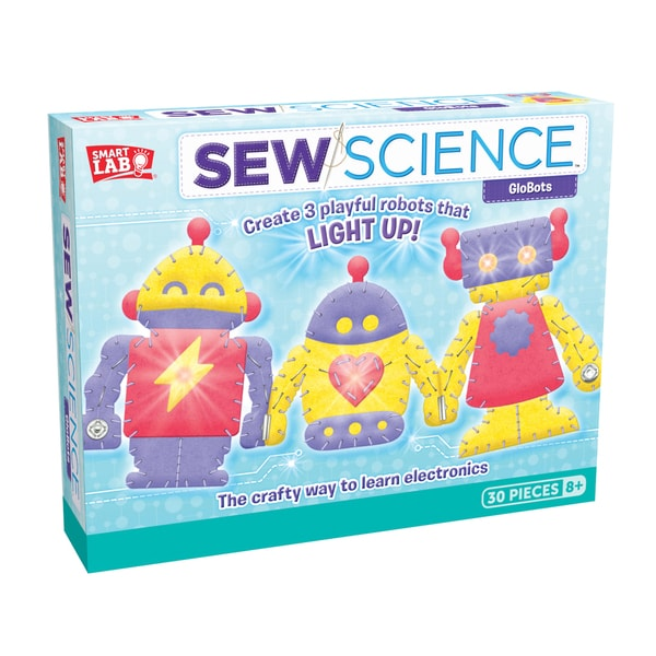 Smart Lab Toys Sew Science: Globots