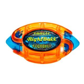 Tangle Small Orange Body/Blue Tips Night Football