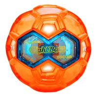 Tangle Large LED Orange Night Soccer Ball