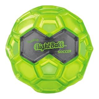 Tangle Large LED Green Night Soccer Ball