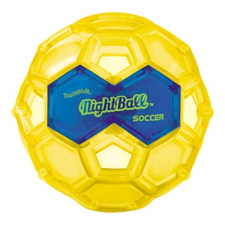 Tangle Large LED Yellow Night Soccer Ball