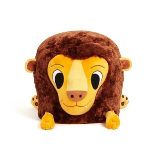 Zuzu Plush Lion Stool