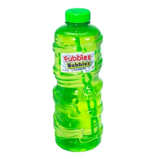 Little Kids Fubbles 32 Fluid Ounce Bubble Solution