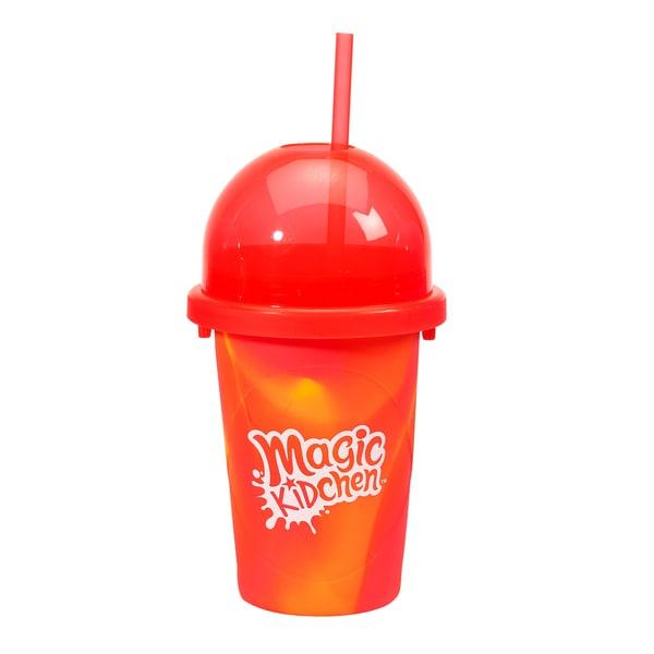 Little Kids Magic Kidchen Color Splash Slushy Maker